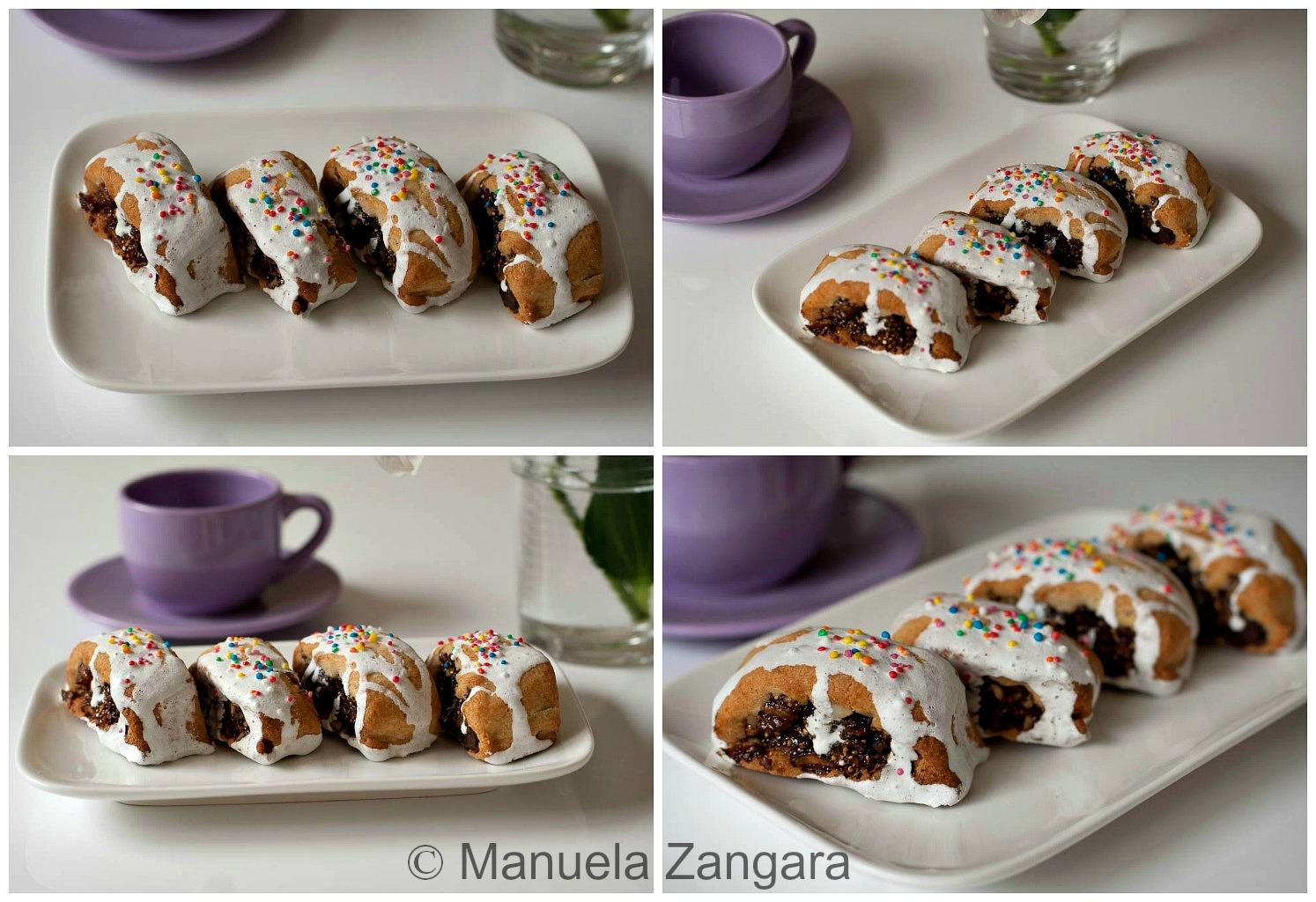 Biscotti di fichi - Fig Cookies
