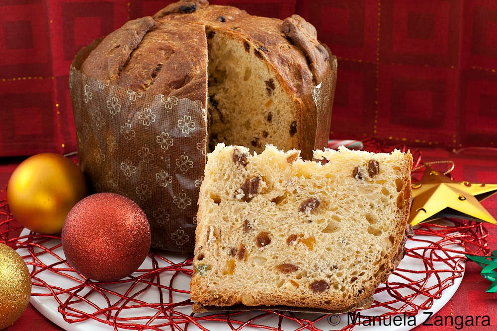 Making panettone is not hard, but it takes time (the whole day ...