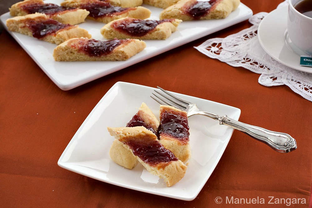 Split Second Cookies
