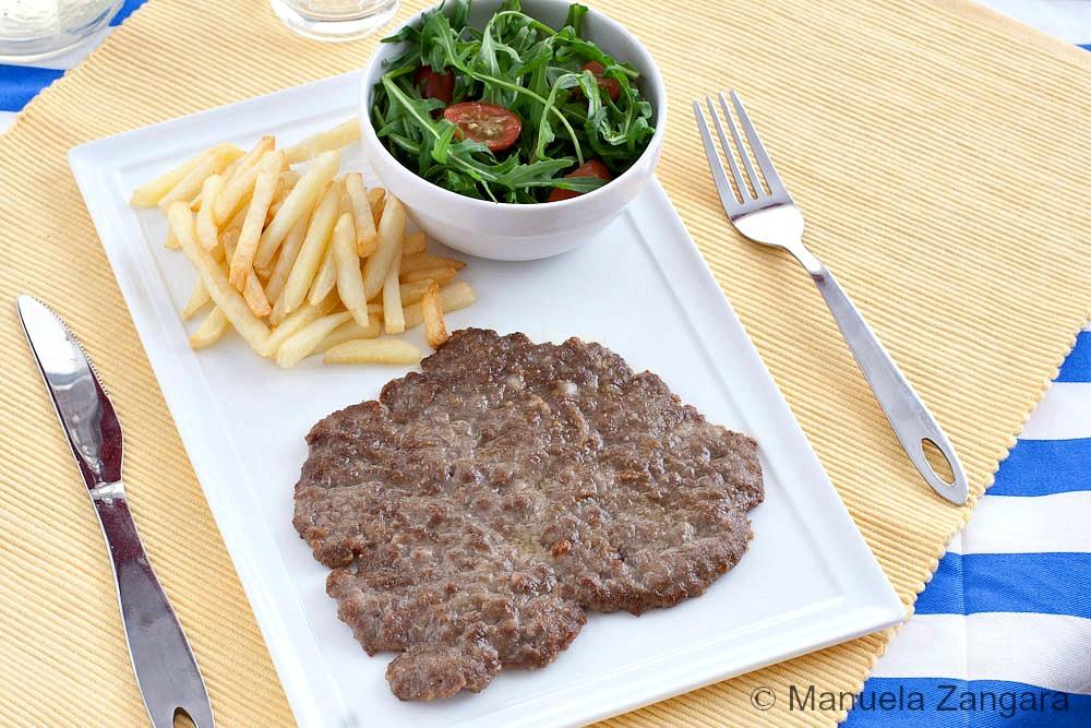Beef Schiacciatina