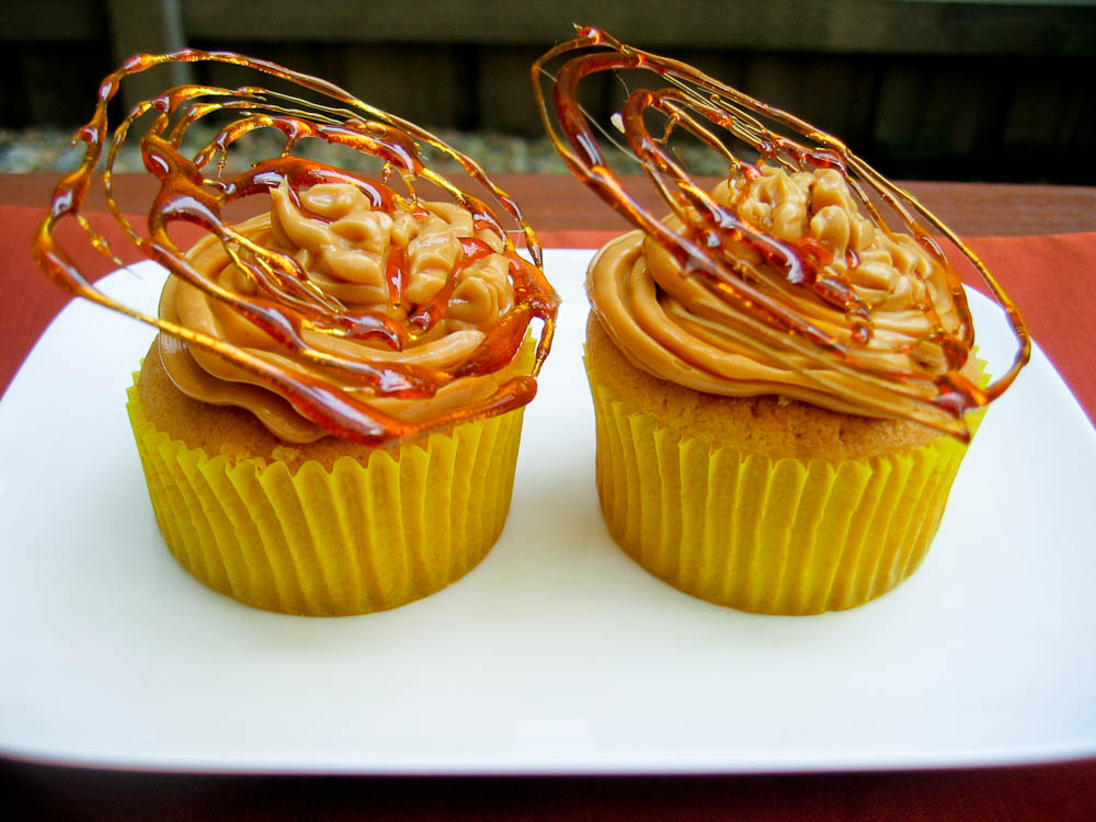 Triple Salted Caramel Cupcakes 2 (1 of 1)
