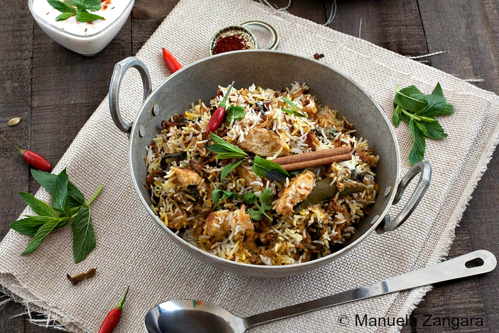 Hyderabadi chicken biryani forumfinder Image collections