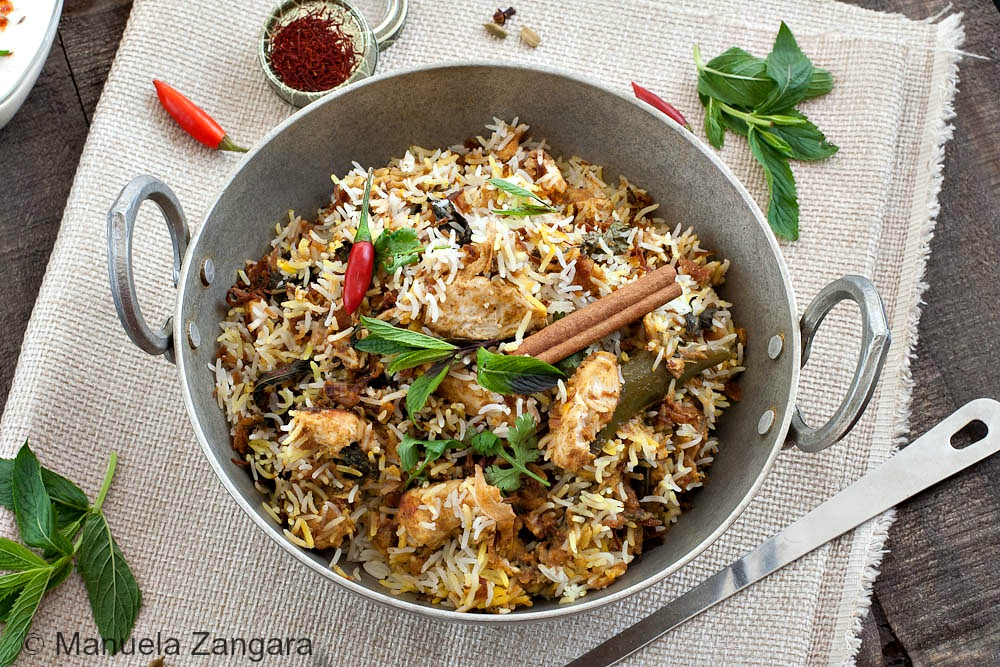 Chicken biryani hyderabadi chicken biryani forumfinder Images