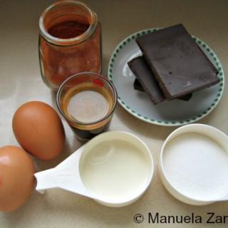 CHOCOLATE, ESPRESSO AND CHILLI MOUSSE