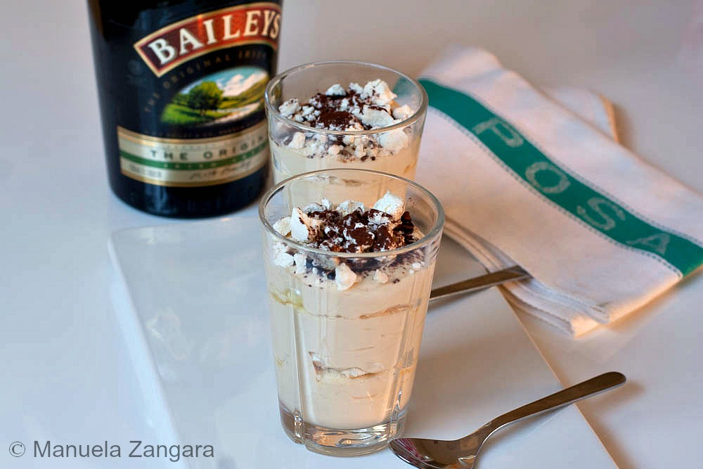 Bailey's Mousse