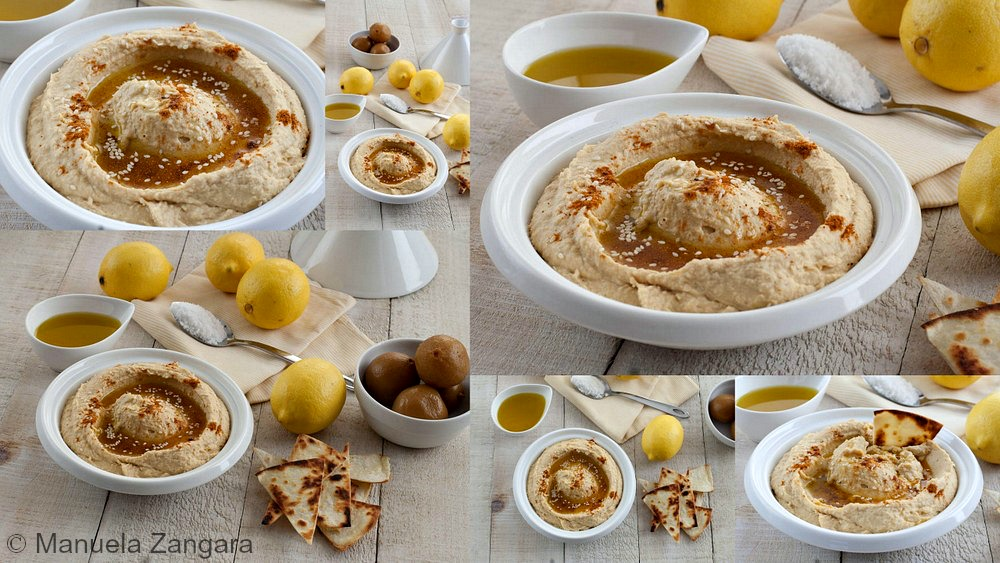 Garam Masala and Preserved Lemon Hummus