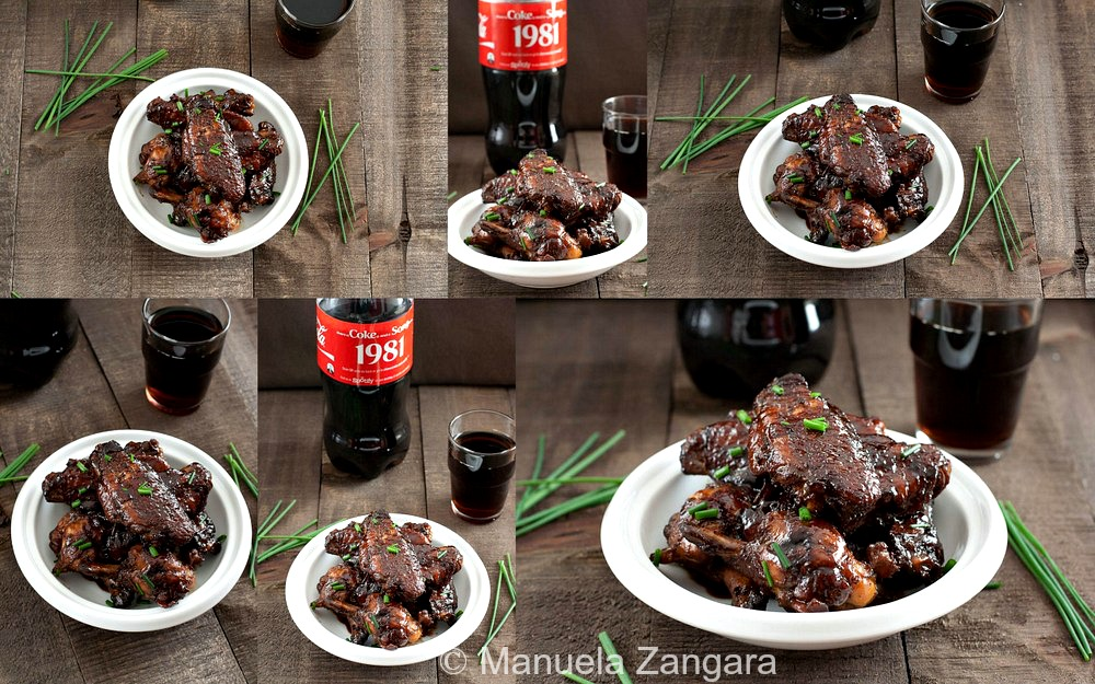 chinese coca-cola chicken wings recipe