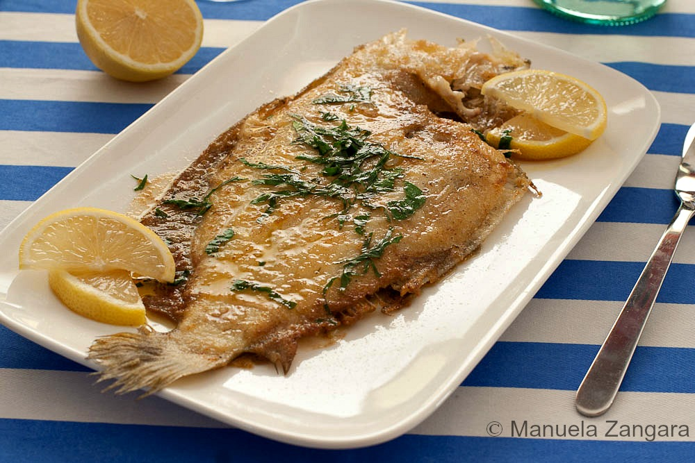 What to serve with sole meuniere for Sole fish nutrition