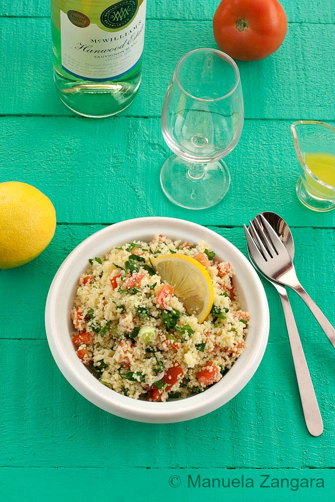 Couscous and Herb Salad