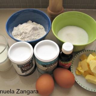 SPICED BANANA UPSIDE DOWN CAKE – BOLO DE BANANA