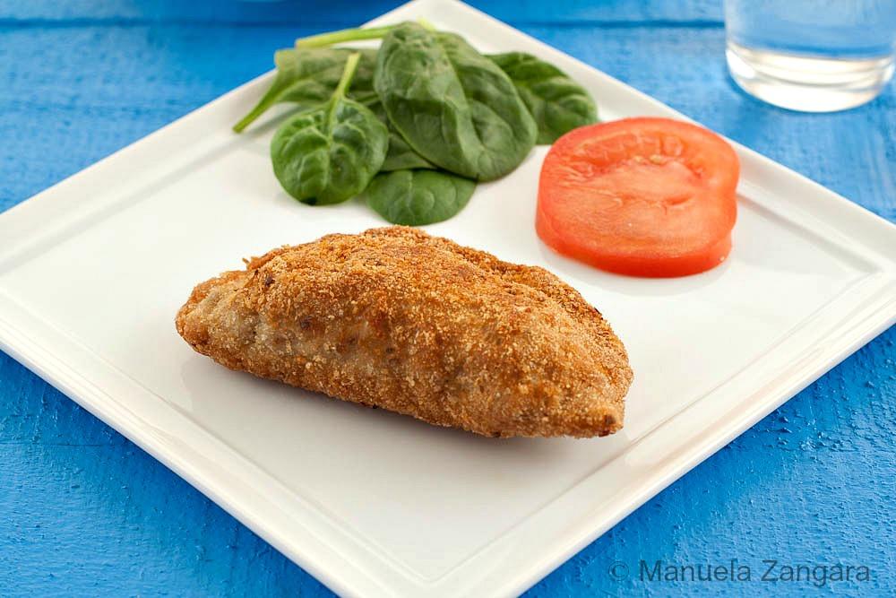 Chicken Sofficini