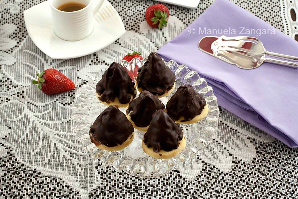 Fiamme di Cioccolato