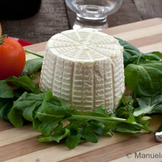 Home-made Ricotta