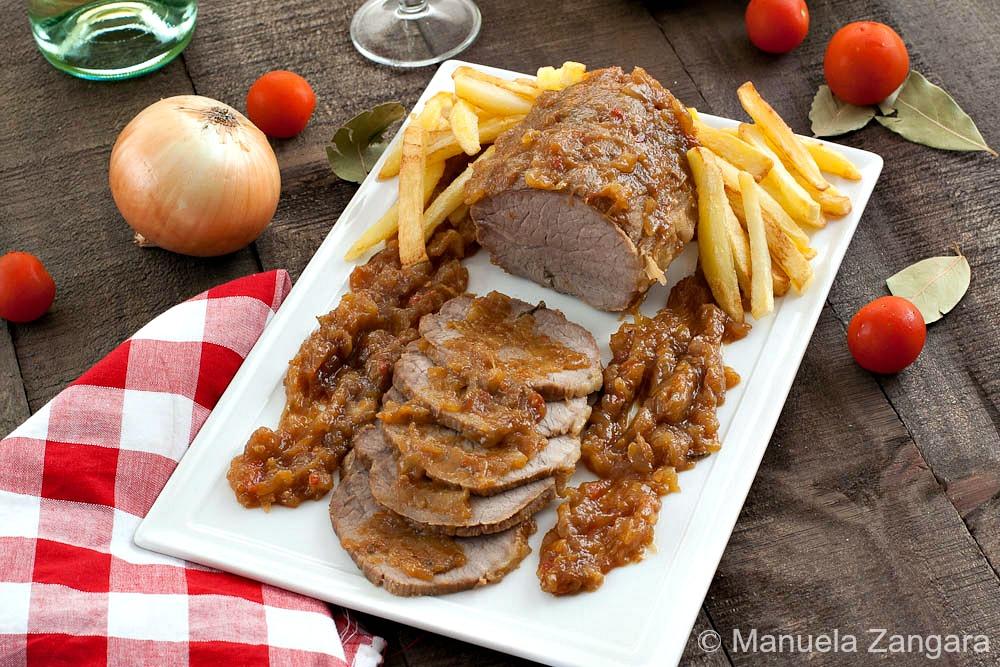 Beef Agglassato