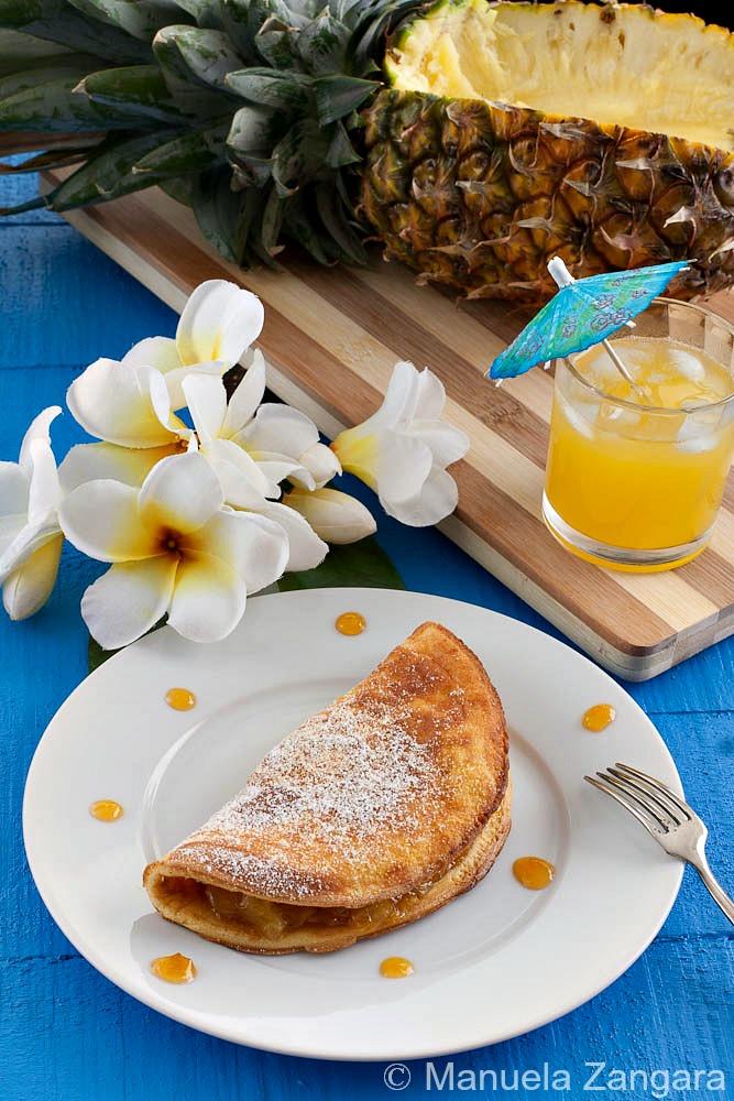 Tahitian Omelette