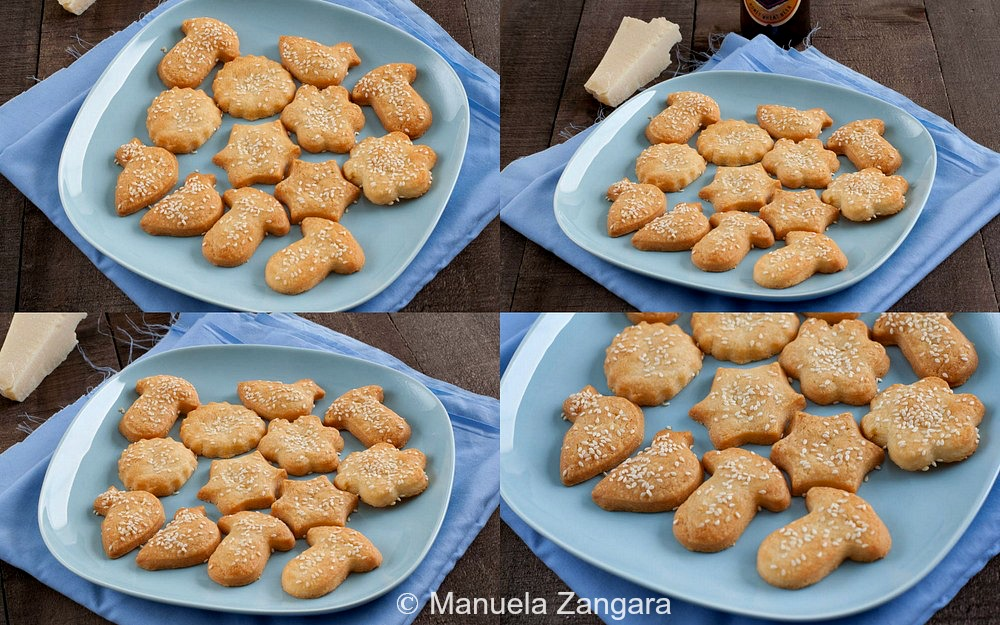 Parmigiano Reggiano Cookies
