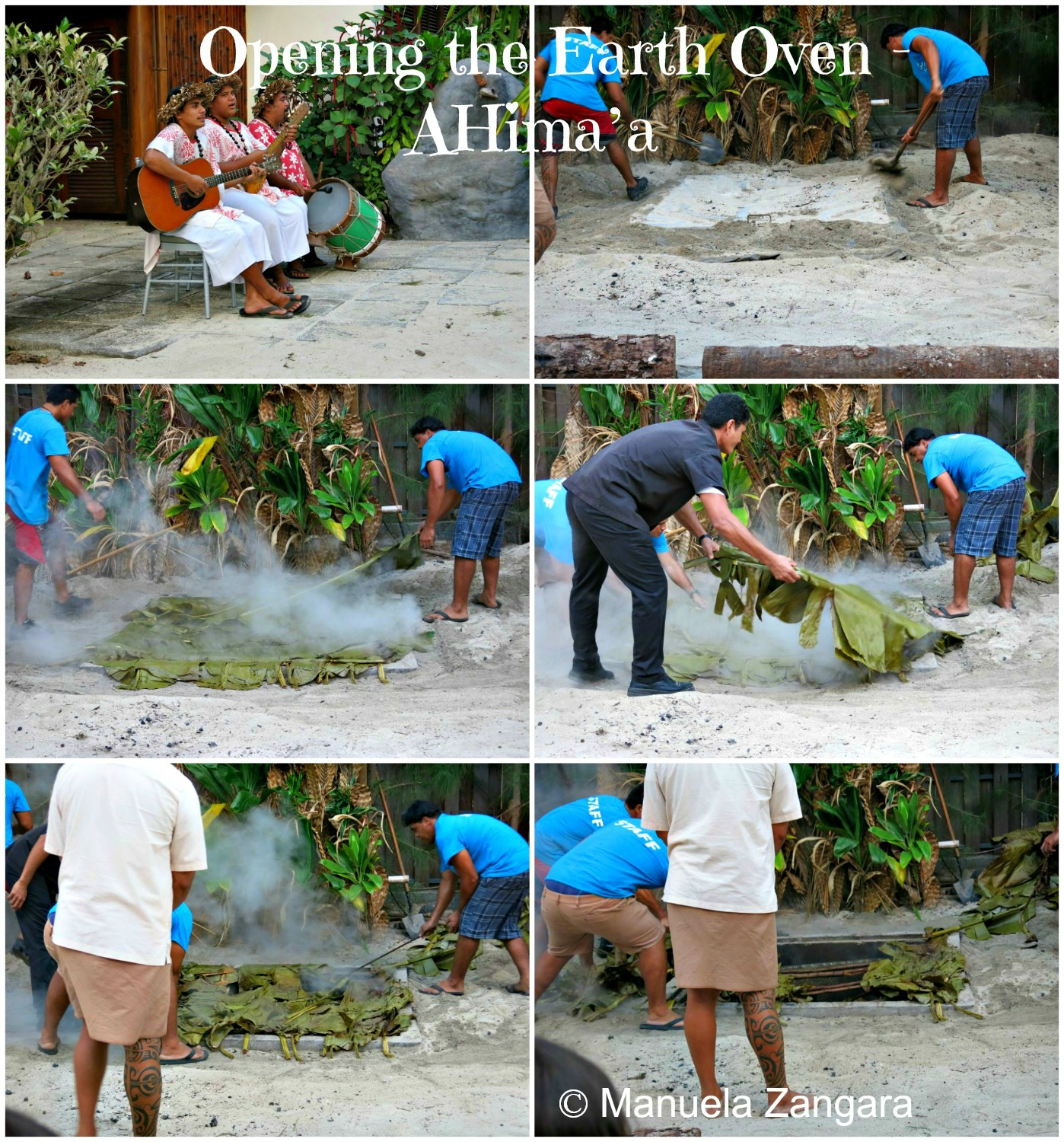 Earth oven HM