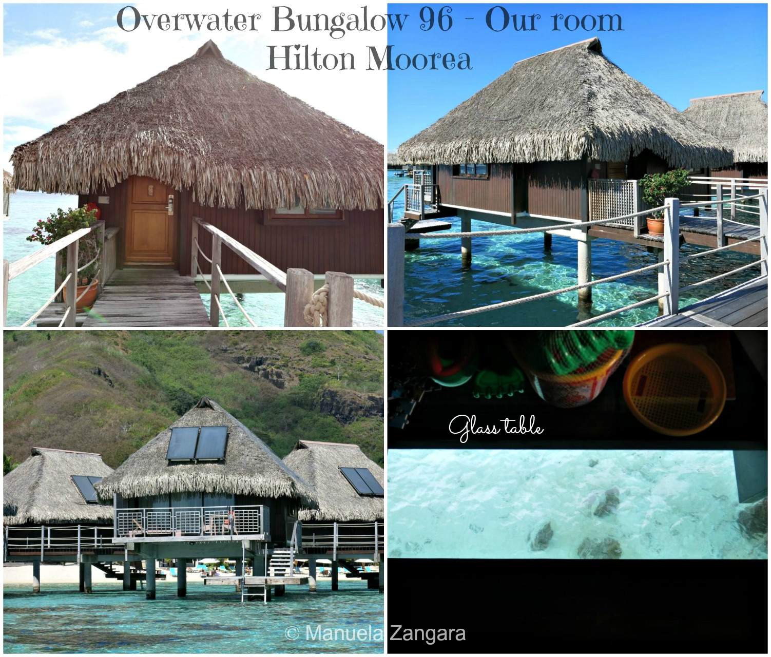 Our room Overwater 96