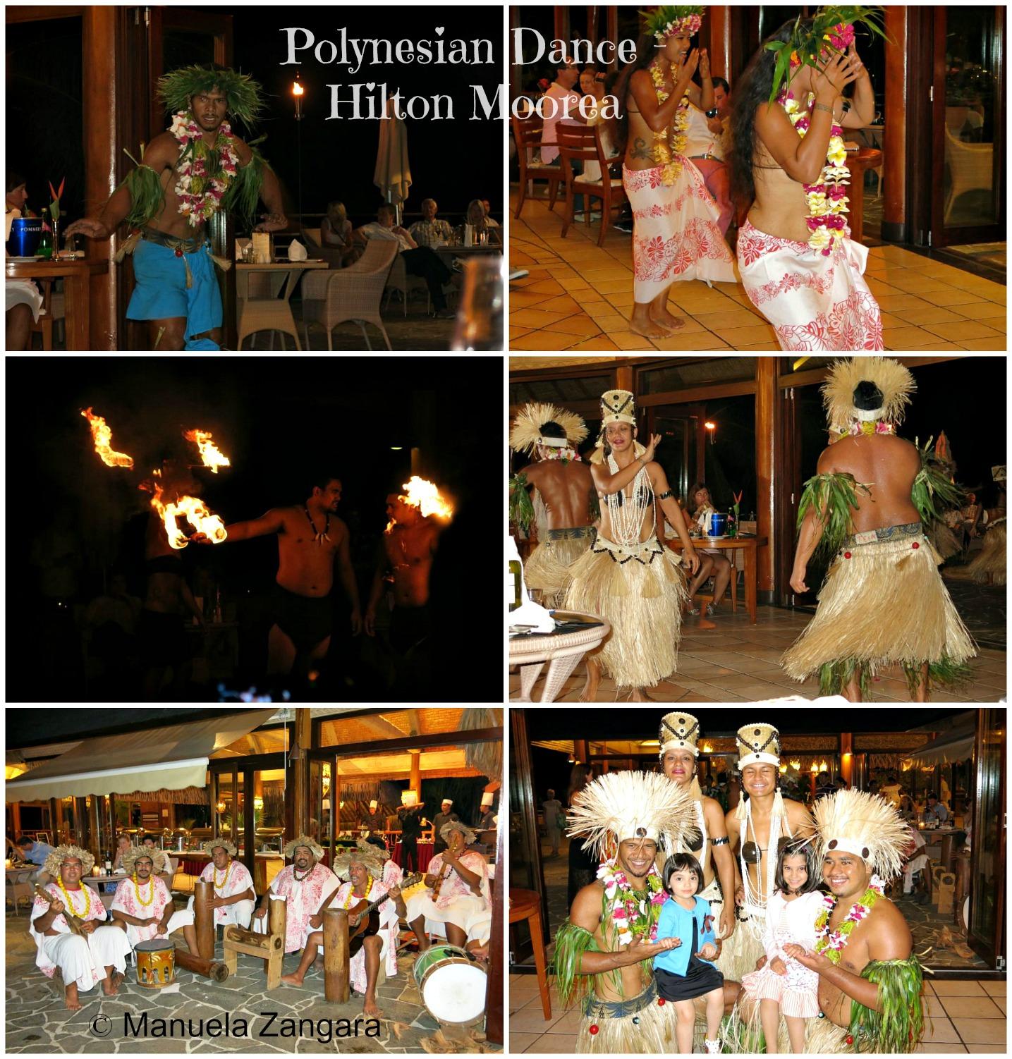 Polynesian Dance 1