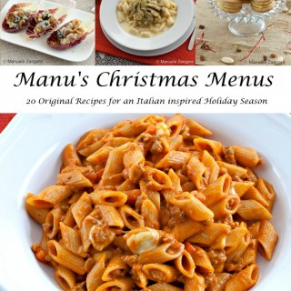 Manu's Christmas Menus