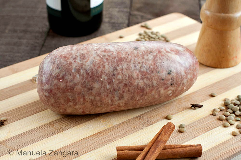 Home-made Cotechino