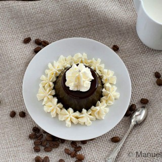 Gelatina di caffe - Coffee Jello