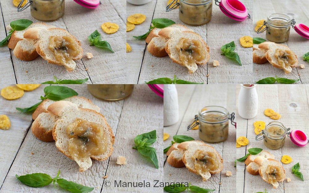 Banana Basil Jam