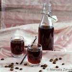 Coffee and Vanilla Liqueur