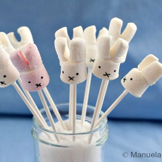 Miffy Marshmallow Pops