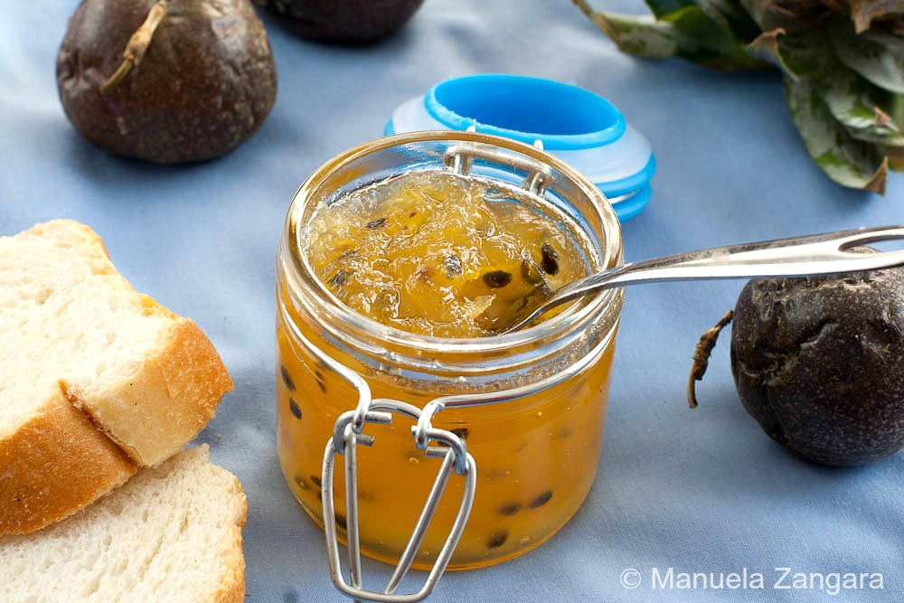 1 Pineapple & Passion fruit Jam 3 (1 of 1)