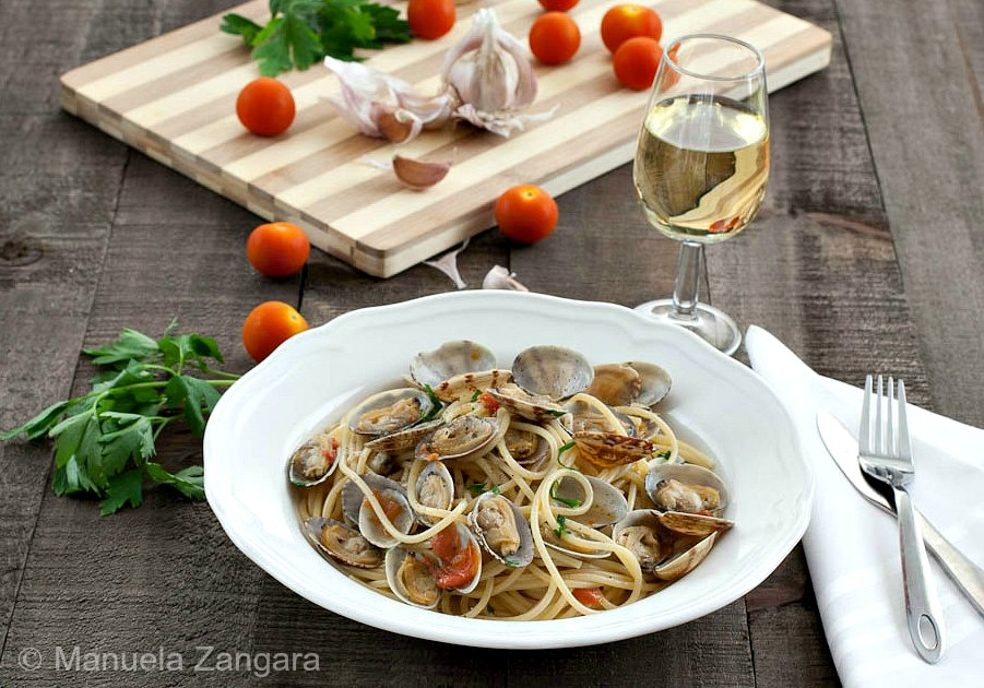1 Spaghetti with Vongole 1 (1 of 1)