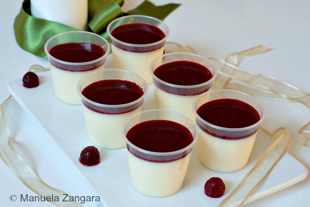 1 White Chocolate Panna Cotta Shooters with Raspberry Coulis 2 (1 of 1)