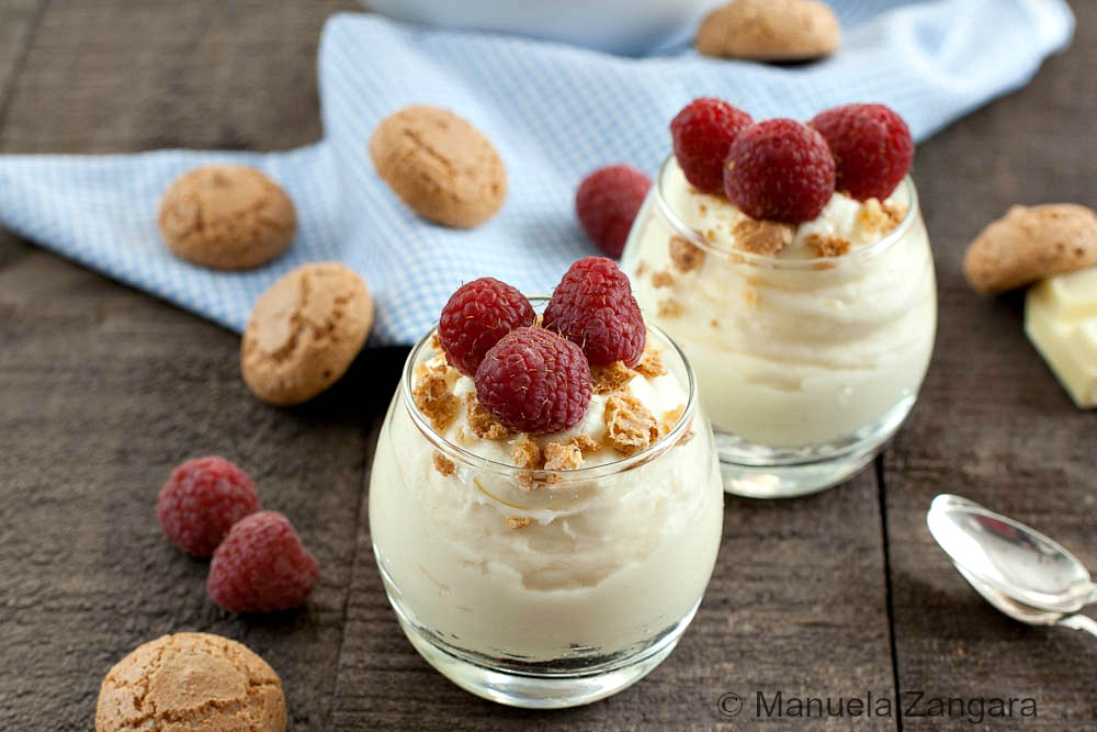 1 White Chocolate and Amaretti Cheesecake Shooters 1 (1 of 1)
