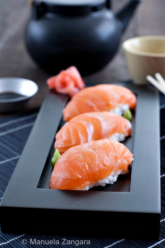 3 Salmon Nigiri 3 (1 of 1)