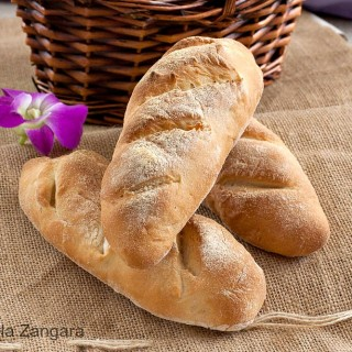 Durum Wheat Italian Bread Rolls