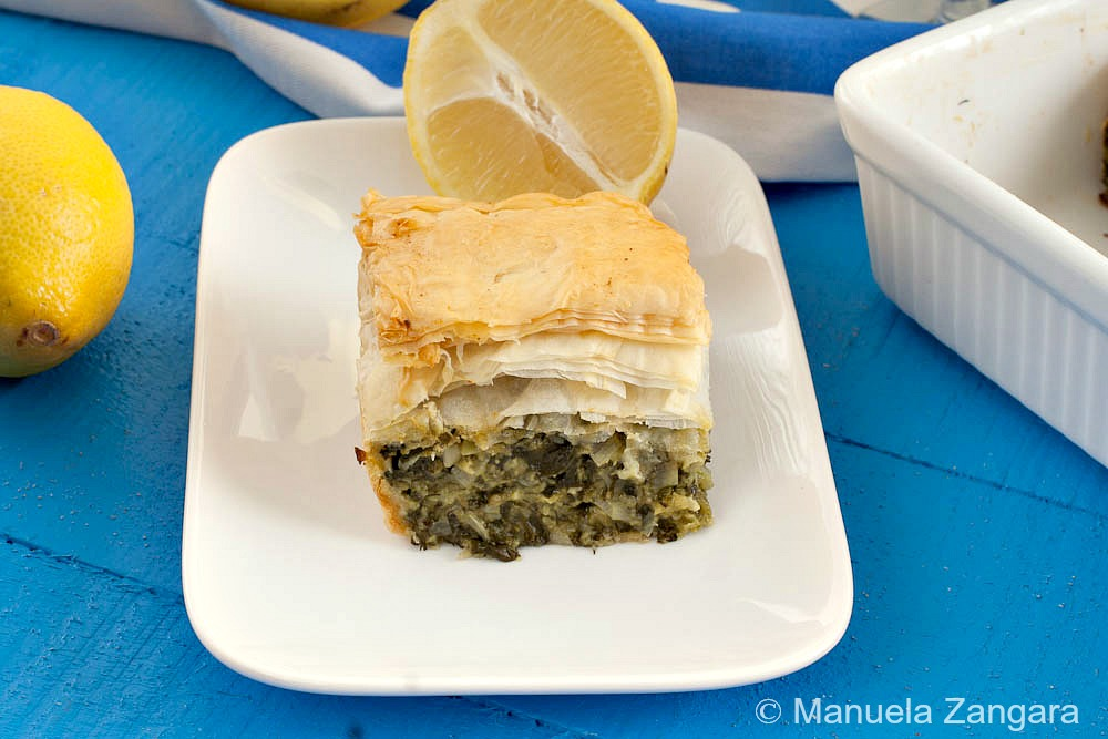 You can freeze the unbaked spanakopita to be baked for later, add 30 ...