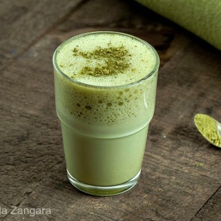 Green Tea Latte #SundaySupper