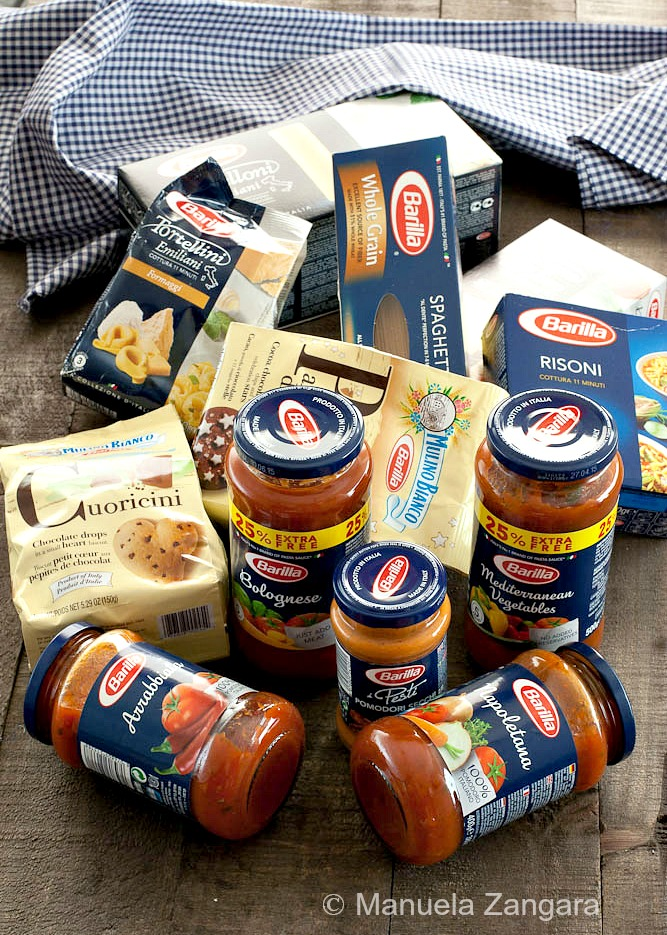 Products - Barilla