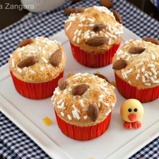 Colomba Muffins