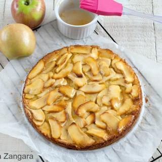 Creamy Apple Cake
