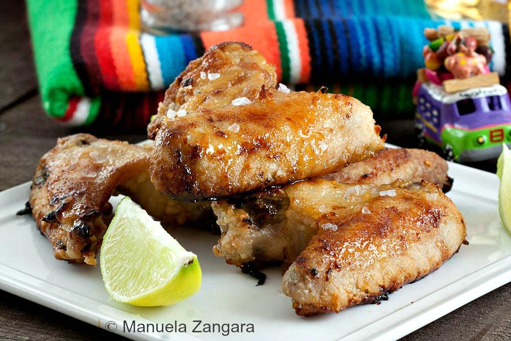 Margarita Chicken Wings