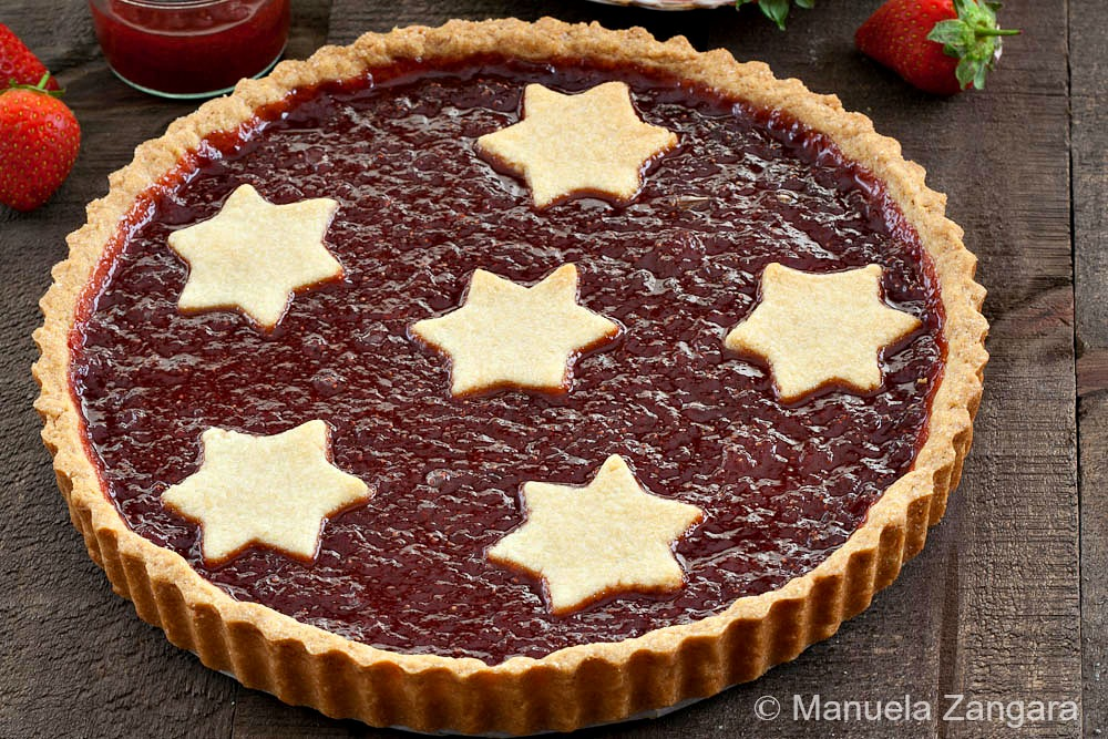 Italian Jam Crostata Recipes — Dishmaps