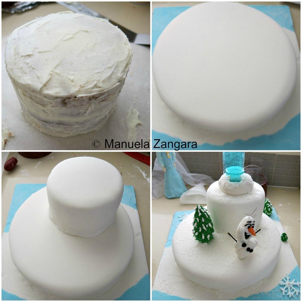 PicMonkey Collage Cake