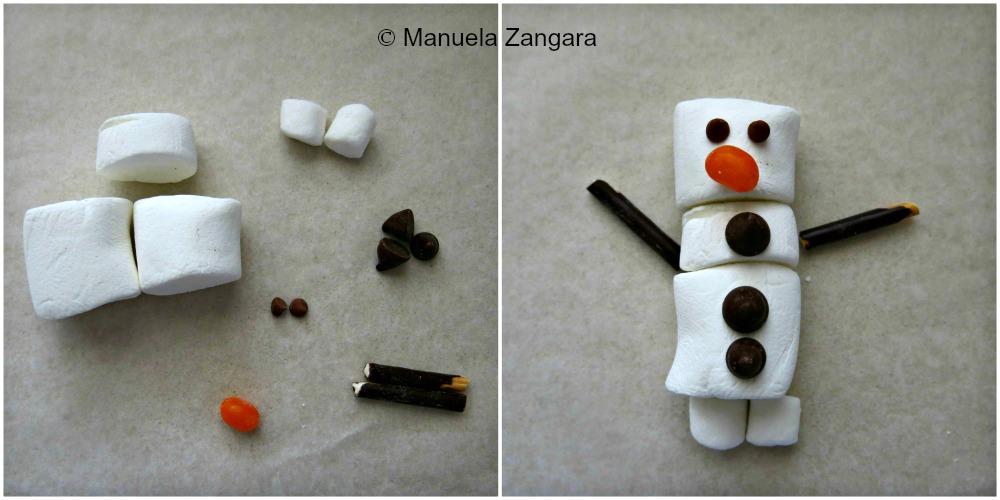 PicMonkey Collage DIY Olaf