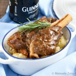 Guinness Braised Lamb Shanks