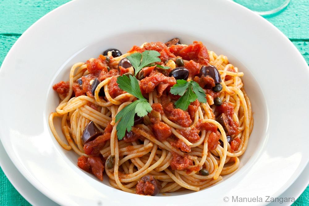 and pancetta pasta puttanesca pasta puttanesca spaghetti puttanesca ...