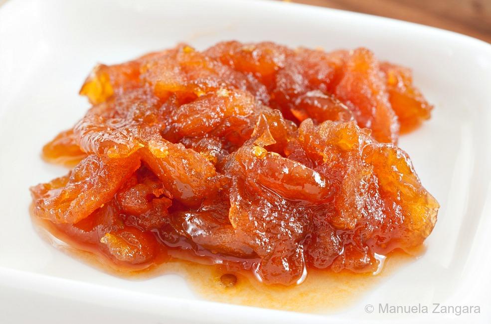 Fried Manchego with Tomato and Orange Blossom Jam