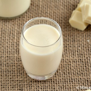 Home-made White Chocolate Liqueur