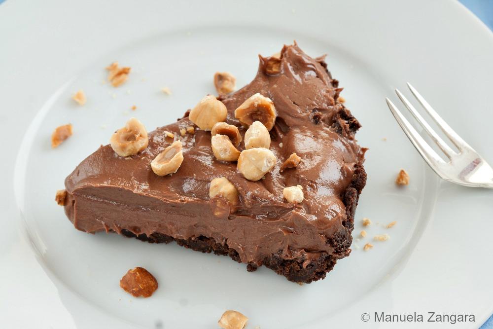Nutella Mascarpone Chocolate Tarts Recipes — Dishmaps