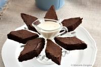 Chocolate Cake with Zabaione